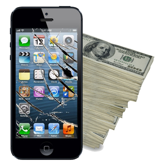 Sell iPhone in any condition in NYC